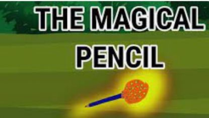 The Life of a Magical Pen