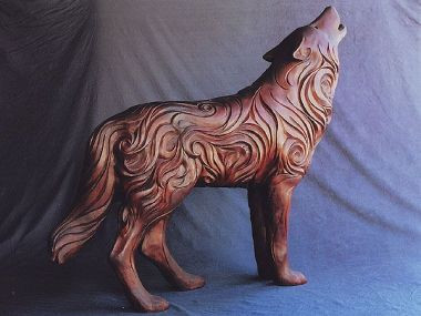The Wooden Wolf