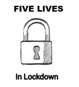 Five Lives In Lockdown - Paul's Travels